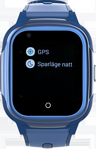 Klicka på GPS